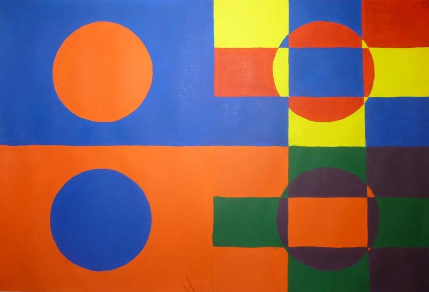 composiciones colores
